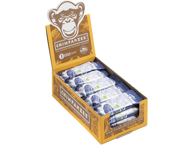 Chimpanzee Organic Protein Bar Box 25x45g Datteln & Vanille (Vegan)